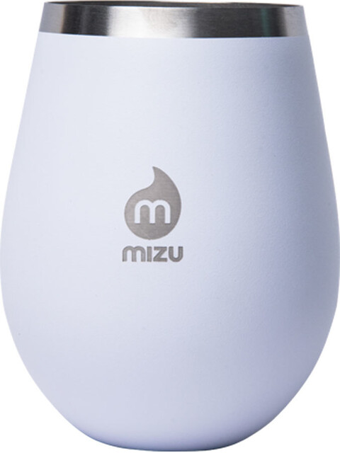 MIZU Wine Bottle white
